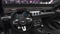 FH4 Ford MustangRTR Spec5 Dashboard