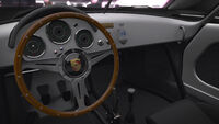 FH4 Porsche 356C Emory Dashboard