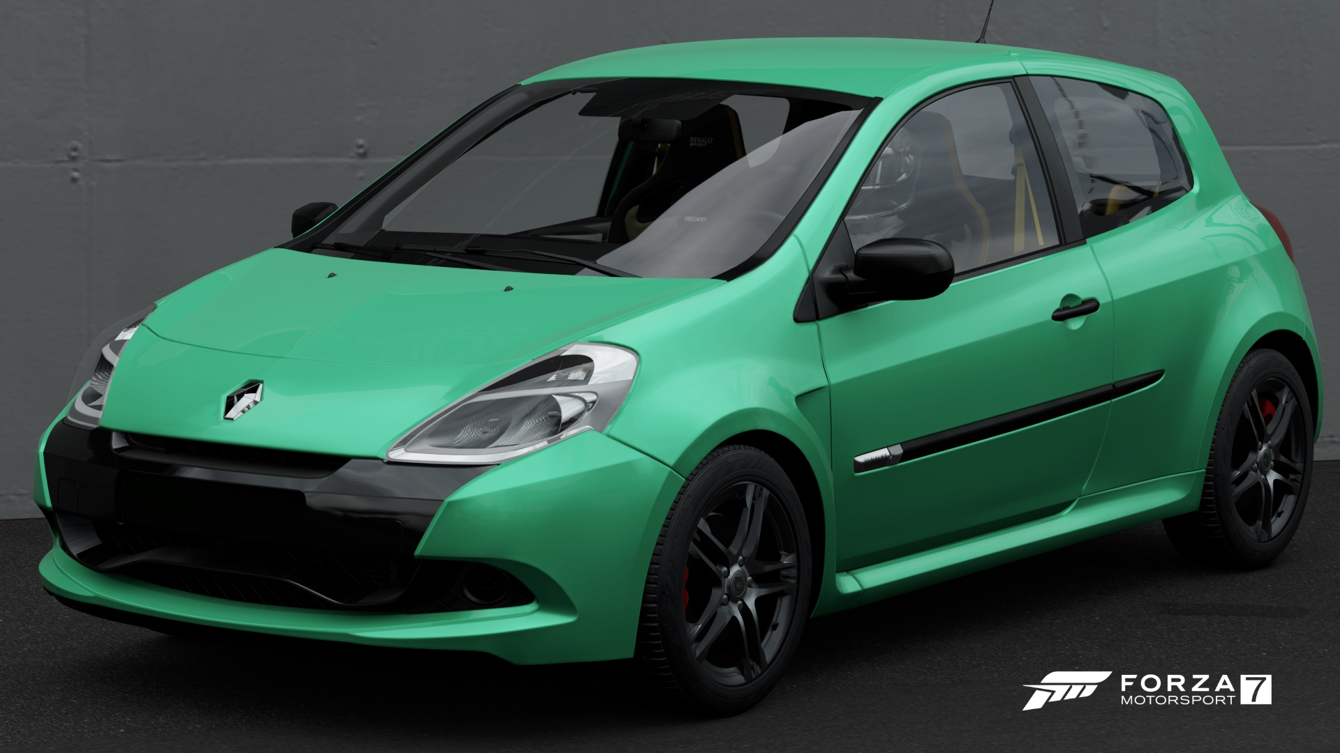 renault clio rs forza motorsport wiki fandom powered by wikia. Black Bedroom Furniture Sets. Home Design Ideas