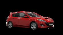 HOR XB1 Mazda Mazdaspeed 3 Traffic