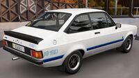 FH3 Ford Escort RS1800 Rear