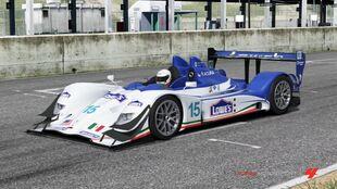 Acura #15 Lowe's Fernandez ARX-01b in Forza Motorsport 4