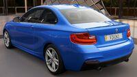 FH3 BMW M235i Rear