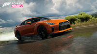 FH3 Nissan GT-R (2017) Official