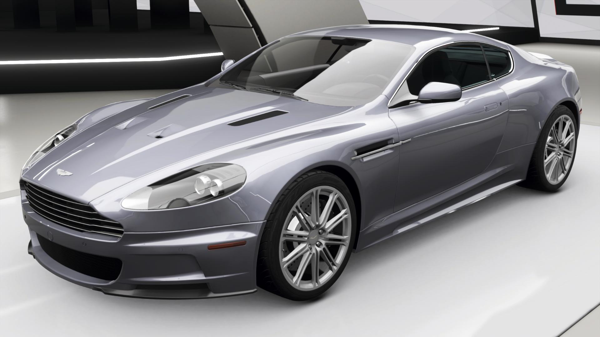 James Bond Edition Aston Martin Dbs 2008 Forza