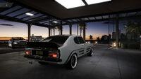 FS Ford Capri Rear