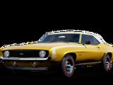 Hot Wheels Chevrolet Camaro Super Sport Coupe 50th Anniversary Original Version