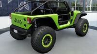 FH3 Jeep Trailcat Rear