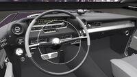 FH4 Cadillac Eldorado Interior