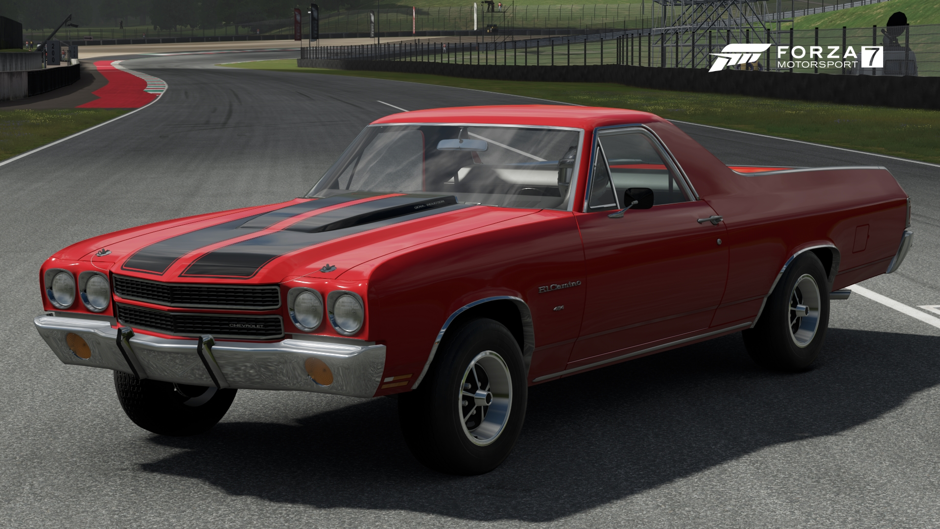 chevrolet el camino super sport 454 forza motorsport wiki fandom powered by wikia. Black Bedroom Furniture Sets. Home Design Ideas