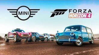 Forza Horizon 4 -- MINI Month of May