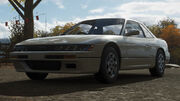 FH4 Nissan Silvia Club Ks front