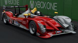 Audi #2 Audi Sport Team Joest R15++ TDI in Forza Motorsport 7