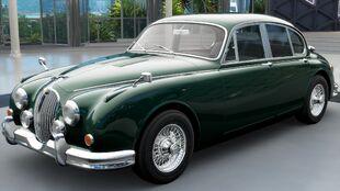 The Jaguar Mk II 3.8 in Forza Horizon 3