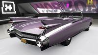 FH4 Cadillac Eldorado Rear