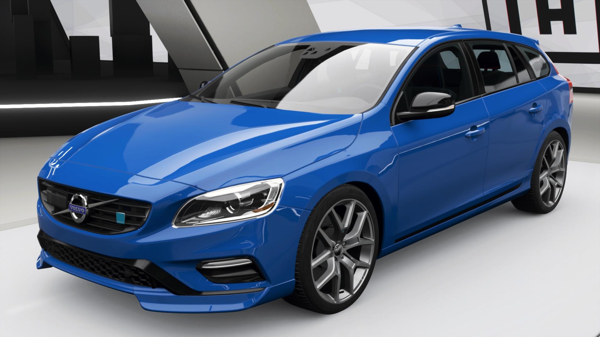 Volvo V60 Polestar | Forza Motorsport Wiki | FANDOM powered