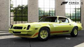 FM5 Chevy Camaro 79