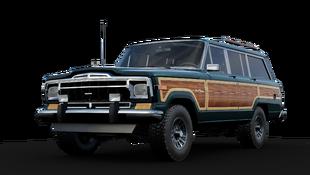 Jeep Grand Wagoneer in Forza Motorsport 7