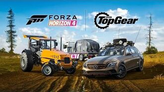 Top Gear Has Arrived in Forza Horizon 4!
