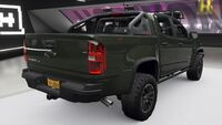 FH4 Chevy Colorado ZR2 Upgrade Rear