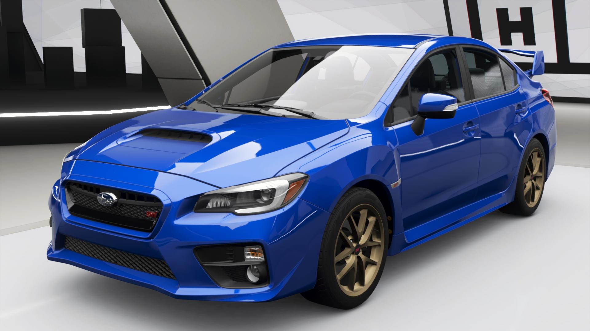 Subaru WRX STI (2015) | Forza Motorsport Wiki | FANDOM powered by Wikia