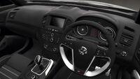 FH4 Vauxhall Insignia Interior