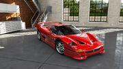 FM5 Ferrari F50