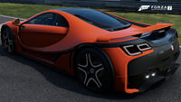FM7 GTA Spano Rear