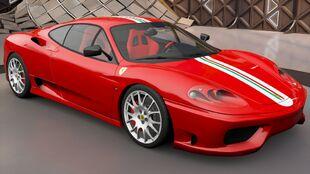 Ferrari 360 Challenge Stradale in Forza Horizon 3