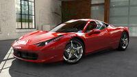 FM5 Ferrari 458