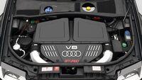 FH4 Audi RS 6 03 Engine