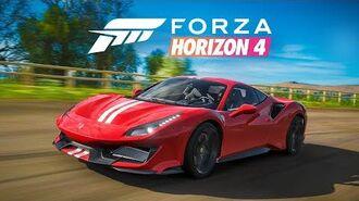 ForzaHorizon4 Series16 - Ferrari 488 Pista