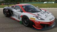 FM7 60 McLaren 12C Front