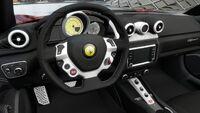 FH3 Ferrari Cali T Interior