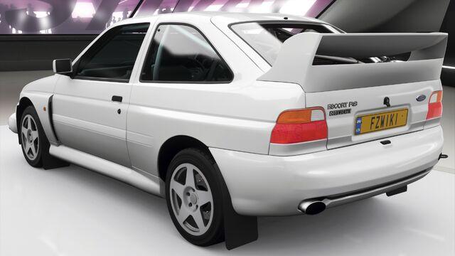 File:FH4 Ford Escort 92 Upgrade Rear.jpg