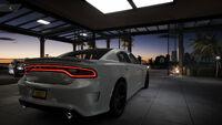 FS Dodge ChargerSRTHellcat Rear