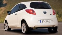 FH2 Ford Ka Rear