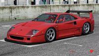 FM4 Ferrari F40 C