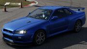 FM7 Nissan GT-R 02 Front