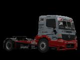 Mercedes-Benz 24 Tankpool24 Racing Truck