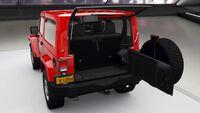 FH4 Jeep Wrangler Rubicon Trunk