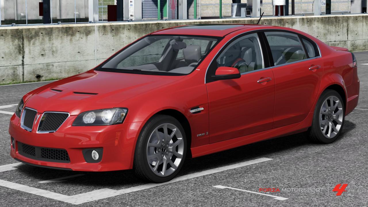 Pontiac G8 GXP   Forza Motorsport Wiki   FANDOM powered by Wikia