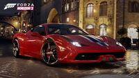 FH2 Ferrari 458 S