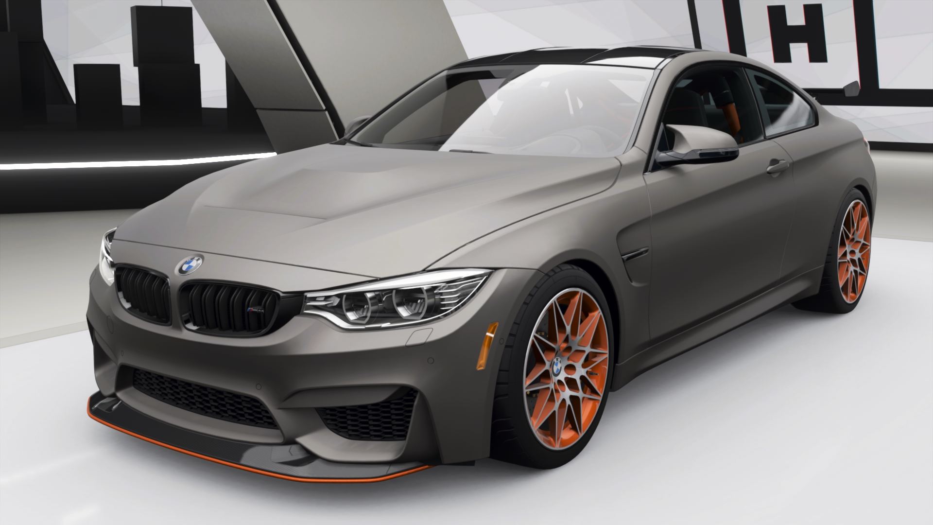 Bmw M4 Gts In Forza Horizon 4