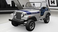 FH4 Jeep CJ5 Renegade Front