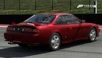 FM7 Nissan Silvia 98 Rear
