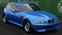 FM7 BMW Z3 Front