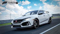 FM7 Honda Civic 18 Official