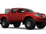 Toyota Hilux Arctic Trucks AT38
