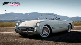 FH2 Chevrolet Corvette1953